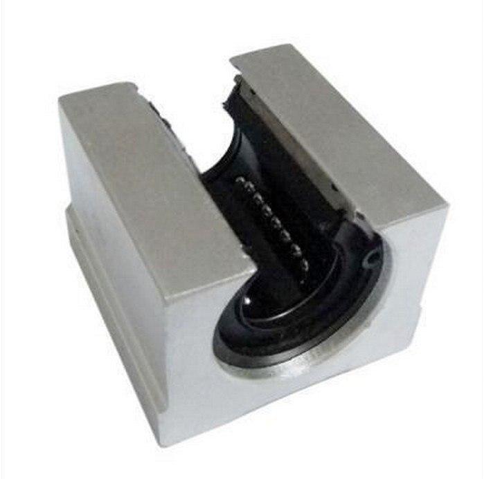 10pcs/lot   SME16UU/SBR16UU  Open Case Motion Linear Bearing 16mm Shaft<br><br>Aliexpress
