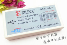 Xilinx Platform Cable USB Download Line FPGA/CPLD Programmer DLC9LP Integrated Circuits(China)