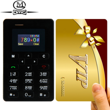 2016 new AEKU AIEK M5 Russian keyboard Ultra Thin Mini card mobile phone Low Radiation Single SIM card Unlock cell phones
