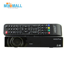 Meelo one Satellite Receiver 750 DMIPS Processor Linux Operating System DVB-S2 Support YouTube Cccam STB same as x solo mini 2