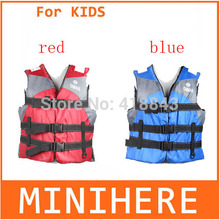 new summer 2016 Kids Life Jacket life Vest Child PFD 3-12 Years Old Boy Girl Swiming Life Safety Water Sports swimwear aid vest