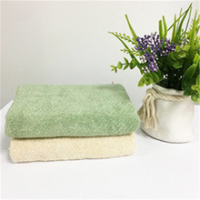 Bath Towel 34*74cm Soft Cotton Face Flower Towel Bamboo Fiber Quick Dry Towels 8306