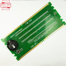 Brand New original Desktop DDR2 DDR3 Memory RAM Slot Tester with LED DDR2 DDR3 Slot Tester for Desktop Motherboard