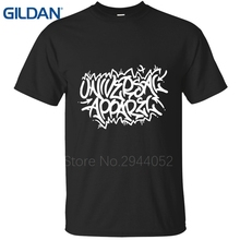 create custom t shirts Animal black Michael Jackson Graffiti Hipster tshirt S~4Xl O Neck men camisa chinese