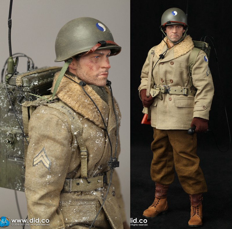 DID Pants WWII 29TH INFANTRY DIV RADIO OPERATOR PAUL 1//6 ACTION FIGURE TOYS