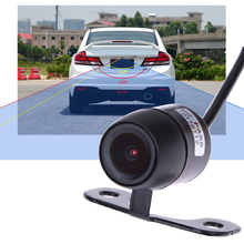 Backup Car Front Rear View Camera 170 Degree Wide CMOS Auto Parking Reverse System High Quality Back Up Night Vision Camera