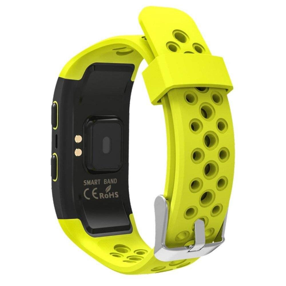 Smartwatch GPS IP68 Waterproof Wristband (10)