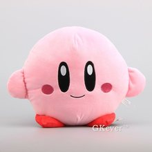 "New Arrival Star Kirby Plush Toy Soft Dolls Children Gift 11"" 27 CM(China)"