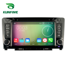 Octa Core 1024*600 Android 6.0 Car DVD GPS Navigation Multimedia Player Car Stereo for Great Wall Hover H6 Radio