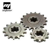 47cc 49cc Motorcycle Dirt Bike T8F 8mm 11 14 17 Tooth Front Pinion Sprocket Chain Cog Minimoto(China)