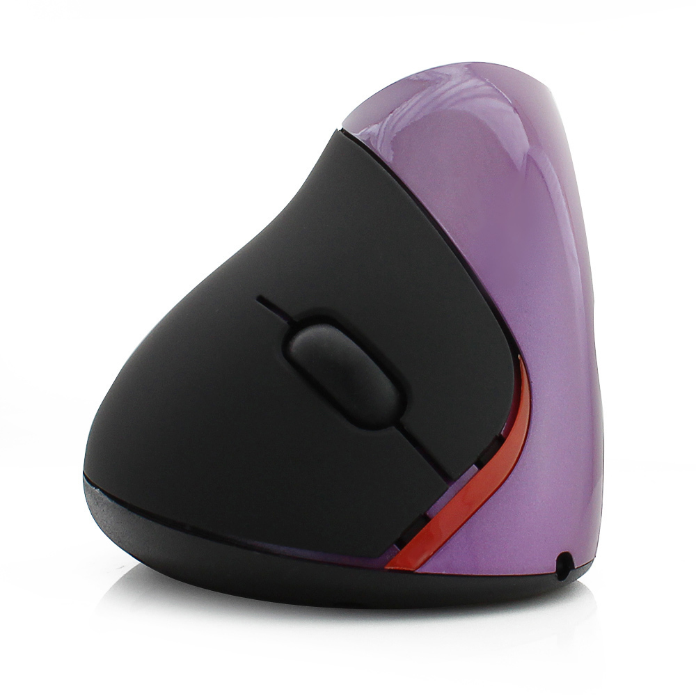 Rechargeable Vertical Mouse 2.4G Wireless Mause