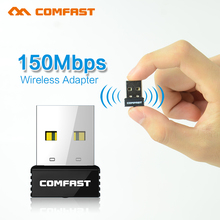 30pcMini USB WiFi Adapter 150Mbps 802.11Wi-Fi adapter 2.4 GHz usb wifi antena wifi 2DBI Wireless Network LAN Card for computer