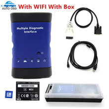 For GM MDI with WIFI for gm diagnostic tool MDI car diagnostic tool with free shipping