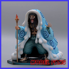 MODEL FANS IN-STOCK one piece pop scale 27cm Trebol gk resin statue figure for collection