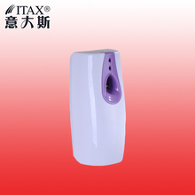 X-1113 automatic aerosol perfume dispenser wall mounted hotel home office air freshener ABS plastic car air purifier fragrant(China)