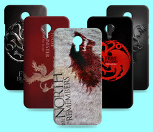 Ice and Fire Cover Relief Shell For Meizu Meilan Note 1 2 3 Cool Game of Thrones Phone Cases For Meilan Note 5 M5 note