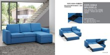 linen fabric sofa bed living room furniture couch/velvet cloth sofa  bed living room sofa sectional shipped by sea to your port