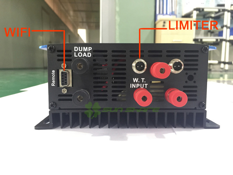 limiter with wifi