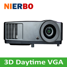 High Brightness Daytime Projector 3D 1080P Projector 7000 Lumens Beamer Proyector for Data Business Church Bar School Education