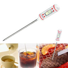 Brand New Digital Food Thermometer BBQ Cooking Water Measure Probe Kitchen Tool Fantastic Kitchen Supplies