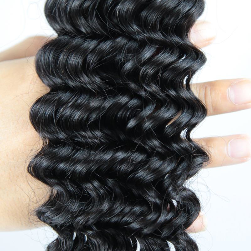 remy hair deep wave