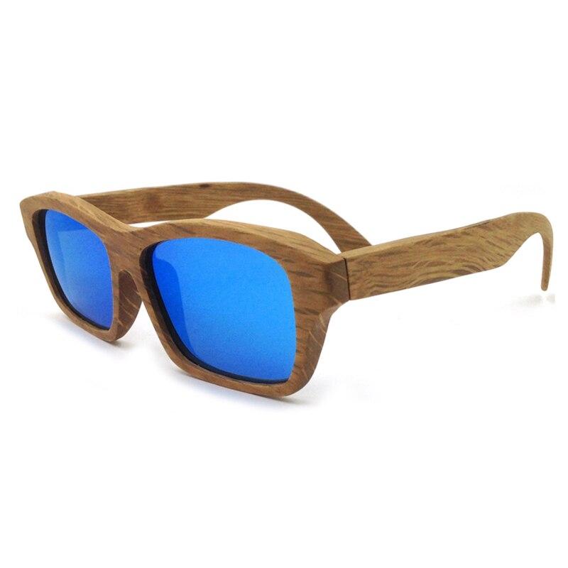 Laura Fairy High Grade Pure Wood Sunglasses Polarized Mirrored Flexible Temple Sunglasses UV400 Sun Glasses lunette de soleil<br><br>Aliexpress