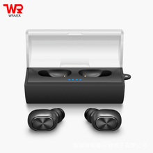 Buy WPAIER TWS 320 Wireless Bluetooth headphones Portable mini sports earphones charge box Universal headsets ios/Android for $28.95 in AliExpress store