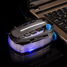Original JM V8 Mini Turbo Radiator Laptop Notebook USB Cooling Fan Air Extracting Vacuum Cooler Stand Low Noise