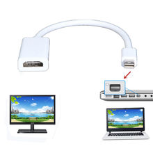 1080P HDMI HDTV Video Converter Adapter Cable For Apple Macbook Pro Air iMac TV(China)