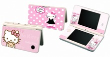 117 Vinyl Skin Sticker Protector for Nintendo DSI XL LL for NDSI XL LL skins Stickers(China)