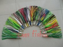 Sample Set (18 pieces)for 10' High SpeedTroling Lure for Tuna/Marlin/Elops Fishing Enjoy Retail Convenience at Wholesale Price
