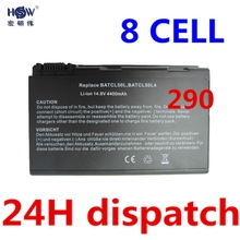 8cells new laptop Battery For Acer 290 9010 9100 9101 9103 9104 9104 9105 9500 9501 9502 9503 9504 2353 2354 2355 bateria akku