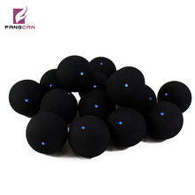 1 pc FANGCAN FCA-07 One Blue Dot Squash Ball Fast Speed Training Ball Non-toxic Rubber Squash Ball for Training