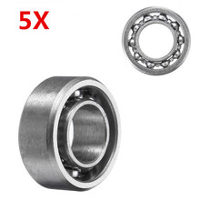 5PCS A LOT  R188 Ceramic Ball Bearing Highspeed 1/4 x 1/2 x 3/16 Inch Finger Spinner Wheel HOT