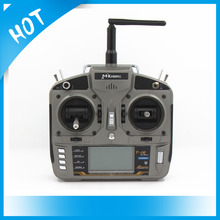 2016 New MKron T-i6 Full Range 2.4GHz 6 CH Radio Transmitter DSSS-X with Temperature voltage sensor function DIY radio futaba