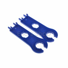 MC4 Connector Wrench MC4 Spanner Solar Panel Connector Disconnecting Tool Blue Color