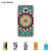 For Microsoft Nokia Lumia 640 XL 5.7 inch Mobile Phone Color Paint Case Cellphone DIY Protective Skin Bag Shipping Free