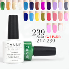 CANNI One Step Effect Gel Paint Varnish 30917 Nail Art Design No Acid Primer Base Coat Wipe Topcoat Odourless UV LED Gel Polish(China)