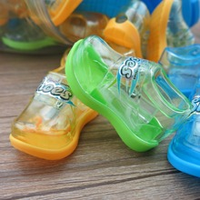 12PCS Funny Shoes pencil sharpener Kids happy birthday party supply gift baby shower favors christening gift