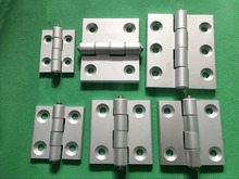5050 Finished aluminum hinge door hinge,10pcs/lot.