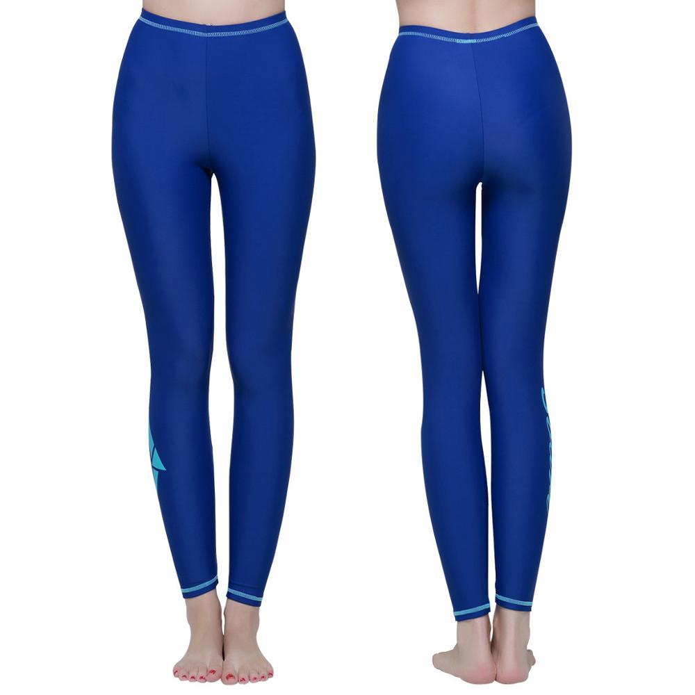 Sbart Summer Professional Surf Pants Diving Swimming Leggings Women Beach Wear UV Protected Wetsuit<br>