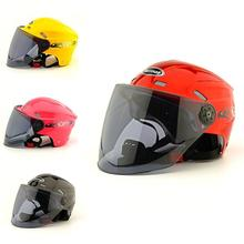 Summer Helmet Sunscreen UV proof protect Safety Front glass Open man women outdoor Motorcycle travel