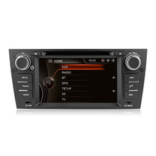 Autoradio car stereo In dash car dvd player fit for BMW 3 Series E90 E91 E92 E93 with 8G IGO GPS card WiFi DVBT DAB+ DJ7067