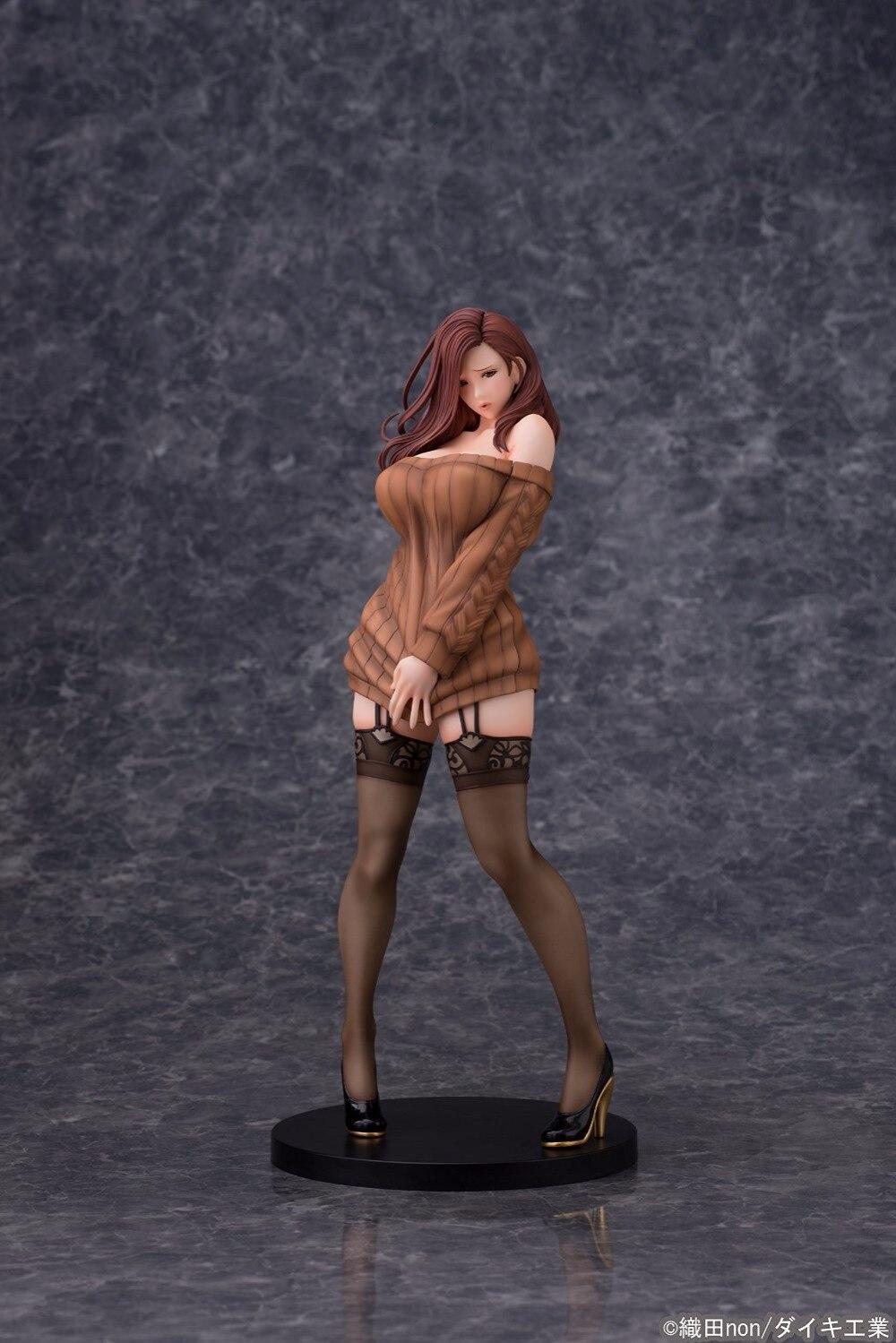 Hot Sale Daiki Oda Non Illustration 1/6 Scale Shiho Kujo Sexy 29cm PVC Figure Figurine <br><br>Aliexpress
