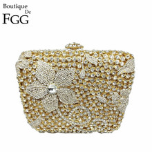 5Colors Snake Chains China AAA Luxury Crystal Ladies Wedding Party Day Clutches Rhinestones Women Evening Purses Handbags Bag