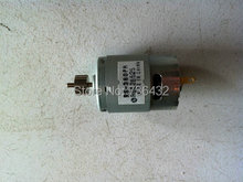 Free shipping! universally 12v small motor RS-380PH  RD520525 apply to excavator  (CAT , Hitachi , Doosan