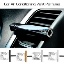 2016 New Magic Stick Car-styling Perfume Original Perfumes Air Freshener Fragrance Car Air Conditioning Vent Clip Hot Sale