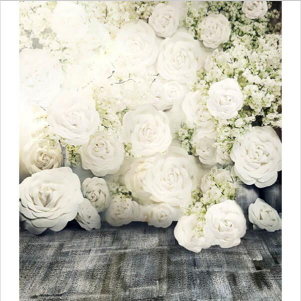 Seamless washable Backgrounds for wedding party / Display / studio Photography Backdrop Valentine Oxford fabric material cm-6908<br>