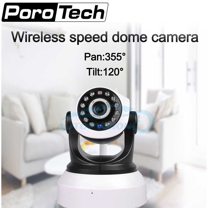 H320PW1 1MP Remote Monitoring Wirless  Surveillance Cameras Table Family camera for Bedroom kitchen room children room <br>