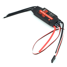 F15626 MR.RC 40A ESC Speed Controller 2-3s 3A/5V BEC As EMAX Hobbywing for DIY FPV RC Quadcopter Multi axle Helicopter Airplane